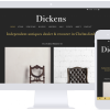 Website design Hampshire - Dickens